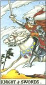 Sverdenes ridder - Knight of Swords
